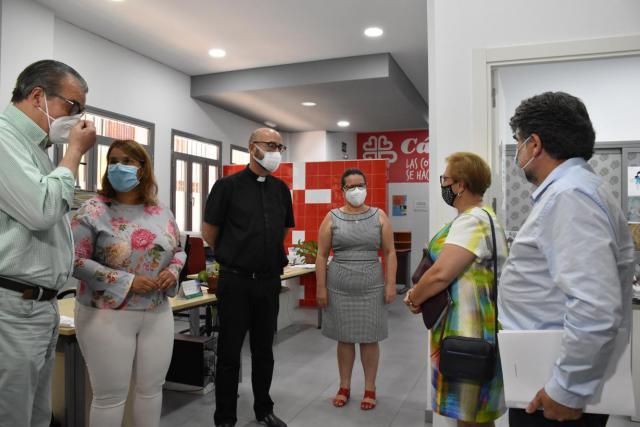 CÁRITAS | El Gobierno regional destina 2,9 millones de euros a proyectos de inclusión