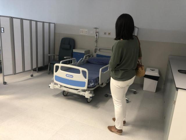 SANIDAD | El Hospital de Toledo empieza mudanza el 16 de noviembre