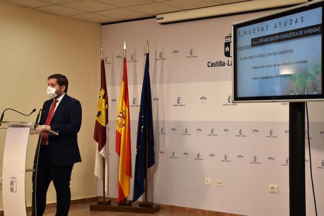 AYUDAS | 13 millones de euros para la rehabilitación energética de viviendas