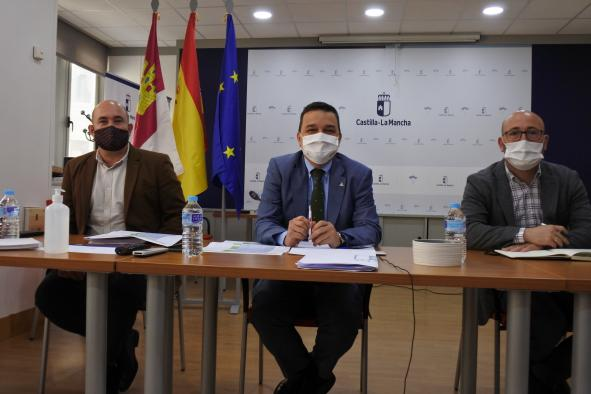 CLM | Acuerdo histórico en la defensa del agua