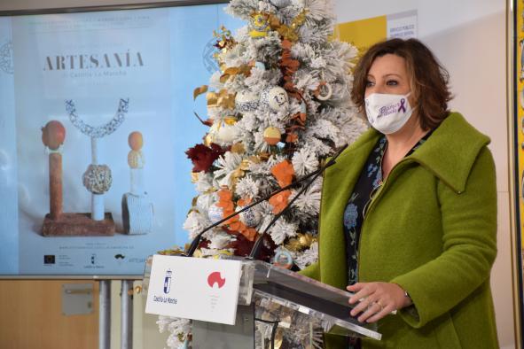 TALAVERA | 'Esta Navidad, regala artesanía de Castilla-La Mancha. Acertarás'
