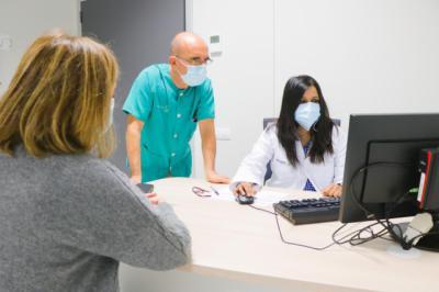 HOSPITAL DE TOLEDO | Continúa el plan de traslado con dos nuevos servicios