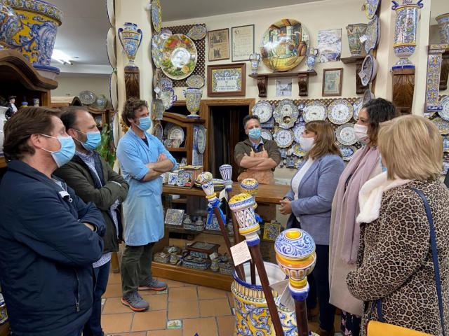 INTERNACIONAL | La Junta creará una web para promocionar la cerámica de Talavera y El Puente