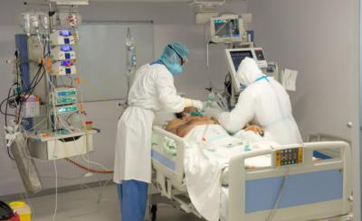 CORONAVIRUS | Disminuye el número de hospitalizados, tanto en cama convencional como en UCI