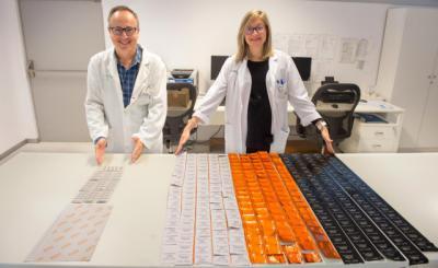 TOLEDO   El Hospital de Parapléjicos ejemplo, a seguir en disminución de residuos contaminantes