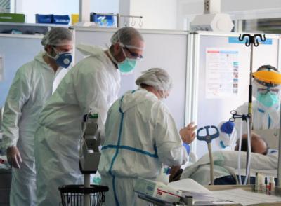 PANDEMIA | 505 hospitalizados en cama convencional y 85 en UCI en CLM