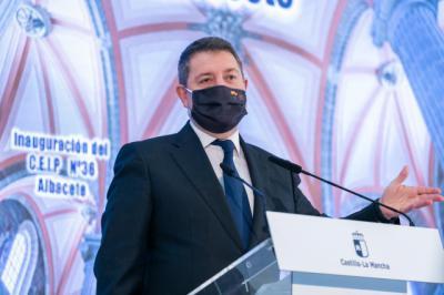 CLM | El Gobierno regional aprobará 420 millones para la educación concertada