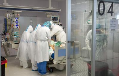 TALAVERA | Aumenta el número de hospitalizados por Covid-19