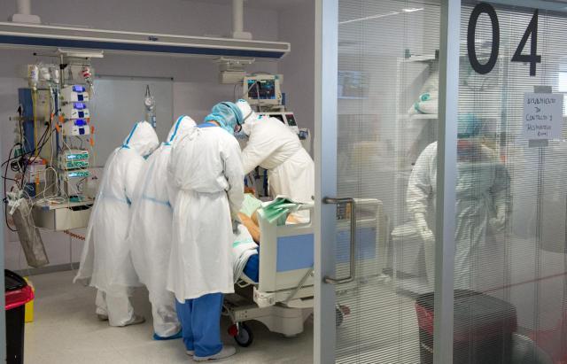 TALAVERA   Aumenta el número de hospitalizados por Covid-19