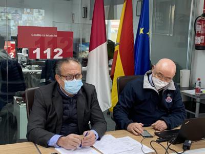TEMPORAL | CLM pide al Gobierno de España más recursos para reforzar las labores de los equipos de emergencia