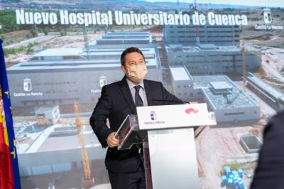 ÚLTIMA HORA   Page anuncia que CLM acelerará sus planes de vacunación contra la Covid-19