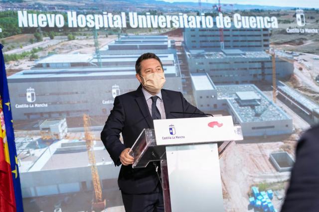ÚLTIMA HORA | Page anuncia que CLM acelerará sus planes de vacunación contra la Covid-19