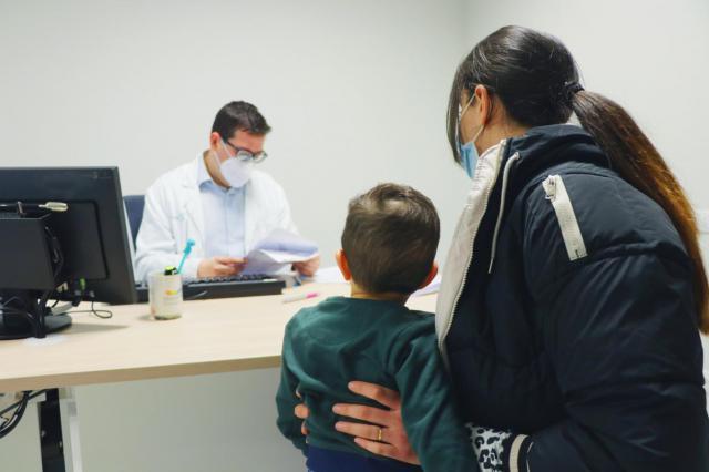 SANIDAD | El Hospital Universitario de Toledo ya tiene consultas externas de Pediatría