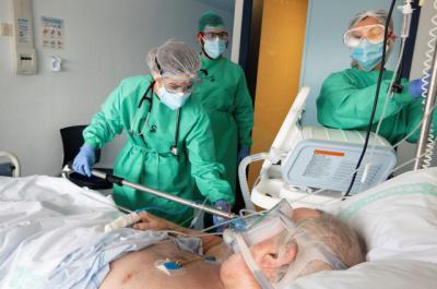 VIRUS | Ya son 3 los hospitales de la región sin pacientes Covid