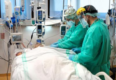 COVID-19   CLM tiene el menor número de pacientes en UCI desde septiembre