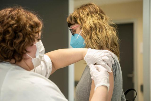 Castilla-La Mancha avanza en la vacunación frente al virus