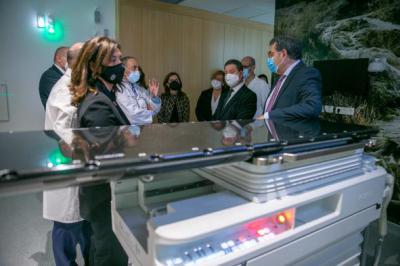 CLM | Todas las provincias contarán con aceleradores lineales para el tratamiento oncológico