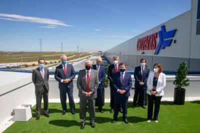 Mountpark y Carreras inauguran un nuevo centro logístico