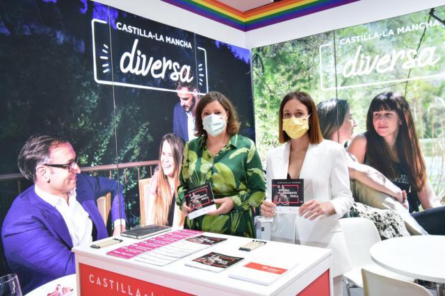 'CLM Diversa', la nueva la campaña turística enfocada al colectivo LGTBI