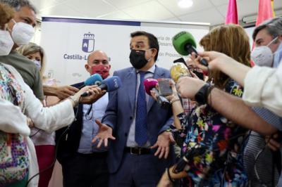 La contundente respuesta de CLM al presidente de Murcia por el trasvase