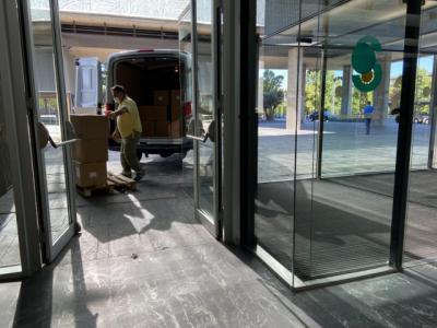 CLM ha repartido casi 51,9 millones de material de protección desde el inicio de la pandemia