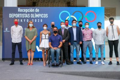 Así ha sido la recepción a los olímpicos y paralímpicos castellanomanchegos