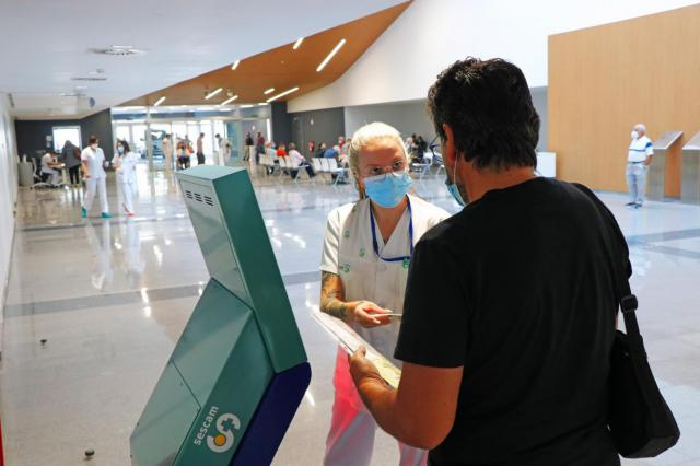 El Hospital Universitario alcanza las 100.000 consultas