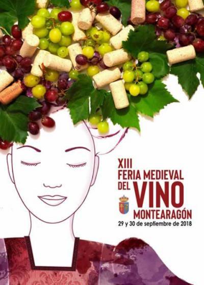 La Diputación apoya la celebración de la XIII Feria medieval del vino de Montearagón