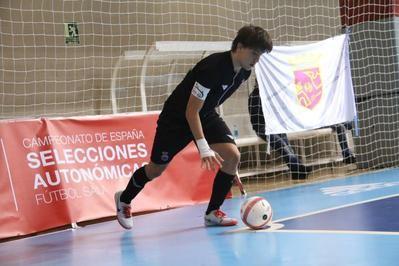 El toledano Pablo Cendán ha sido convocado con la selección española sub-17 de fútbol sala