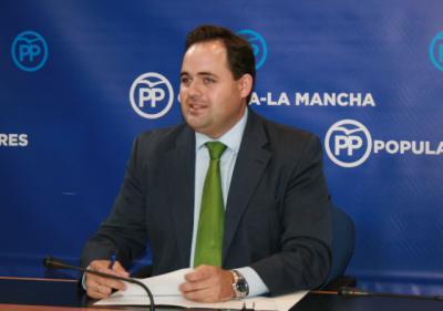 Núñez 'olvida' que Porras ha sido condenado por publicar una noticia falta sobre la alcaldesa de Talavera