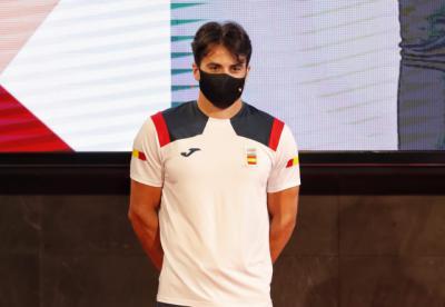 Cubelos presenta la equipación oficial de España para los JJOO