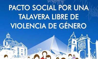Un centenar de colectivos firmarán el próximo viernes el Pacto Social por una Talavera Libre de Violencia de Género