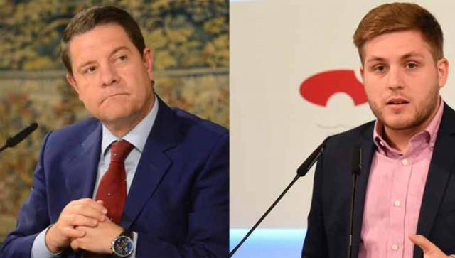 """PSOE rechaza los insultos del PP a Page y a Hernando y los achaca a su actitud """"chulesca"""" y a su """"desorientación"""