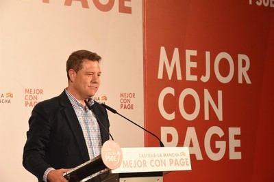 Page pedirá a Pedro Sánchez que