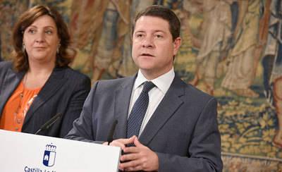 Page aborda con Podemos