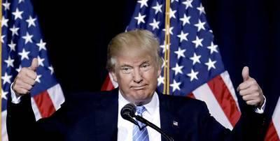 Page felicita a Trump pero espera que 'incumpla' algunas promesas