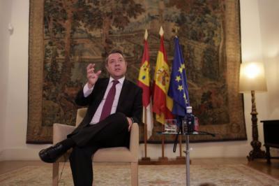 COVID | Page zanja la polémica con Madrid y pide trabajar conjuntamente: