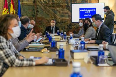 URGENTE | Ya ha comenzado el Consejo de Gobierno extraordinario para decidir las nuevas medidas