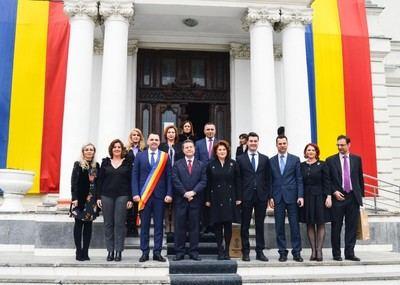 García-Page reivindica desde Rumanía la permanencia del 100% de los fondos europeos de la PAC