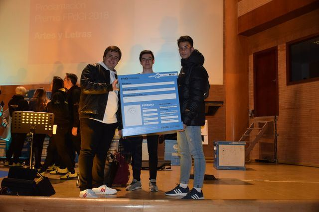 Los alumnos del Colegio 'Clemente Palencia', semifinalistas en el 'reto' de los Premios 'Princesa de Girona'