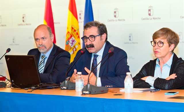 Junta destaca que trabaja en el nuevo Plan Regional de Salud 2017-2025