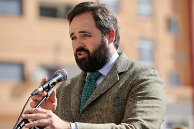 El presidente del PP en Castilla-La Mancha, Paco Núñez.