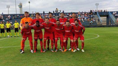 Primera victoria a domicilio del CF Talavera ante el AT Malagueño