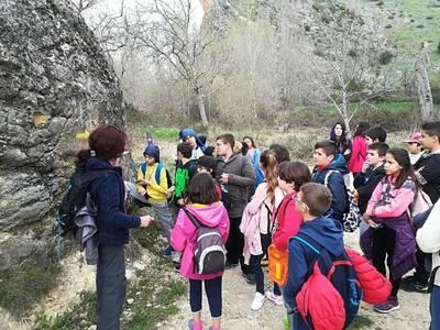 Cerca de 2.000 alumnos de Castilla-La Mancha han descubierto los parajes naturales de la región