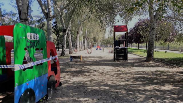 PIDEN PRECAUCIÓN | Talavera abrirá 'a lo largo de la semana' parques y zonas infantiles