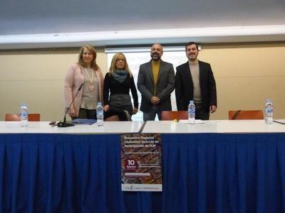 Celebrado el primer Encuentro Regional Ciudadano de la Ley de Participación