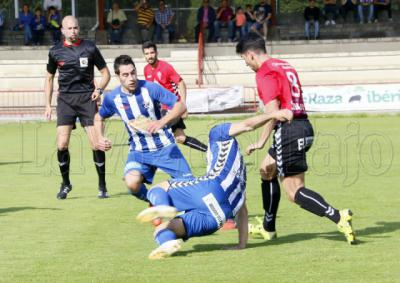 Estos son los últimos partidos de pretemporada del C.F. Talavera