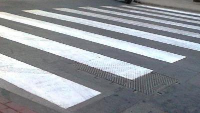 Polémica por las obras de los pasos de peatones: