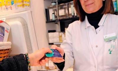 Los pensionistas reducen su aportación mensual del copago farmacéutico