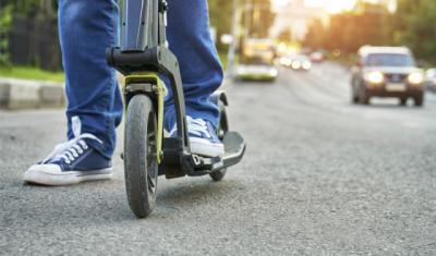 El 82% de los conductores ven peligrosos los patinetes eléctricos